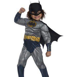 NWT Batman Toddler Halloween Costume 2T